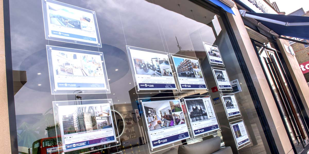 Want to rent an apartment, flat or house in London? Sign up with Henry Wiltshire Estate Agents Canary Wharf or Vauxhall for property alerts