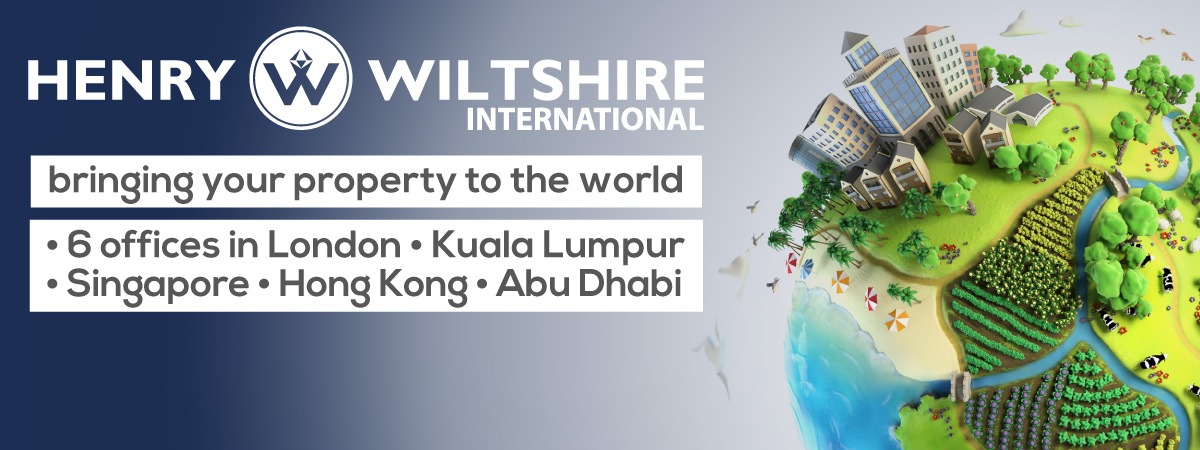 Bringing your property to the world! Offices in London, Kuala Lumpur, Singapore, Hong Kong, Abu Dhabi