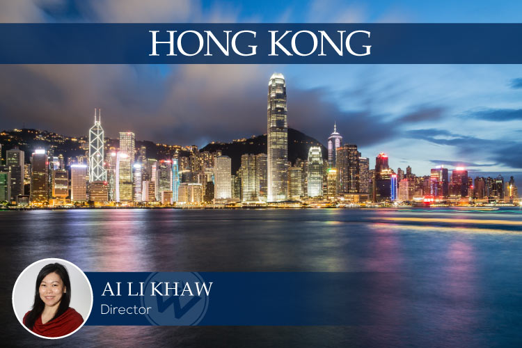 Hong Kong Property Market Report