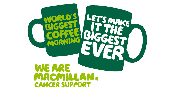 "Henry Wiltshire proudly support ""We Are MacMillan"" World's Biggest Coffee Morning"