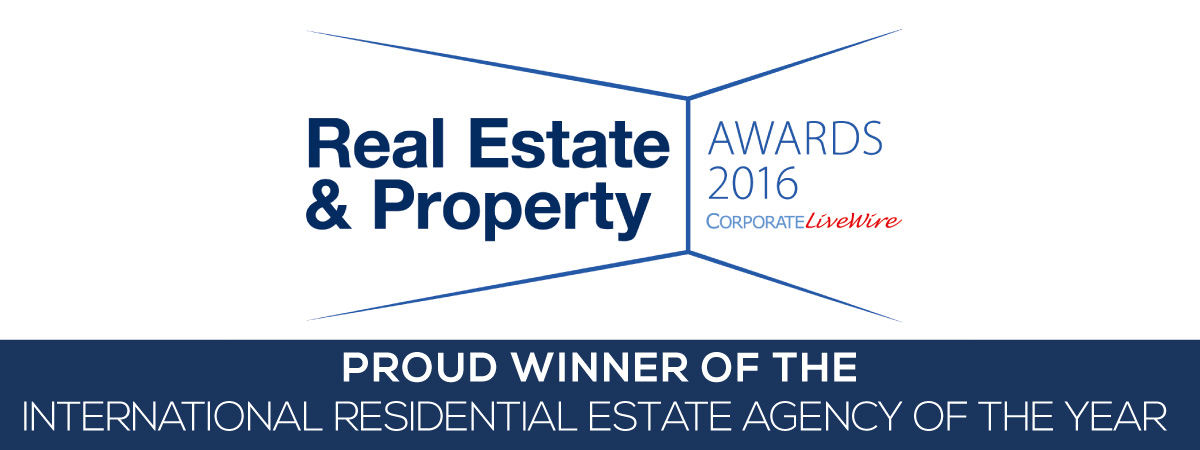 Henry Wiltshire judged International Estate Agency of the Year!