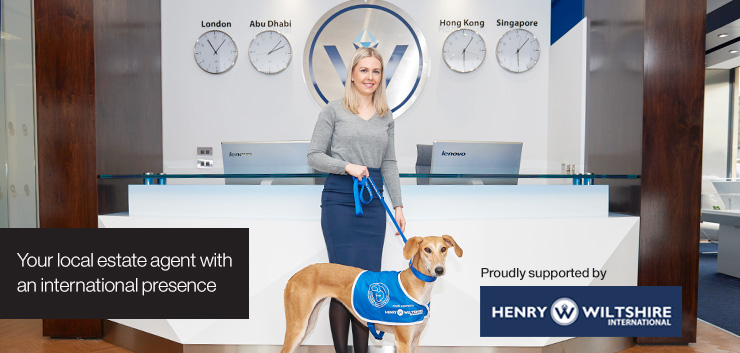 Henry Wiltshire sponsor Battersea Dogs & Cats Home annual world-famous Collars & Coats Gala Ball