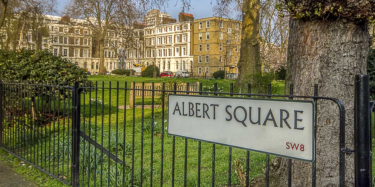 Property Area Guide for Stockwell SW9, SW8 & part of SW4
