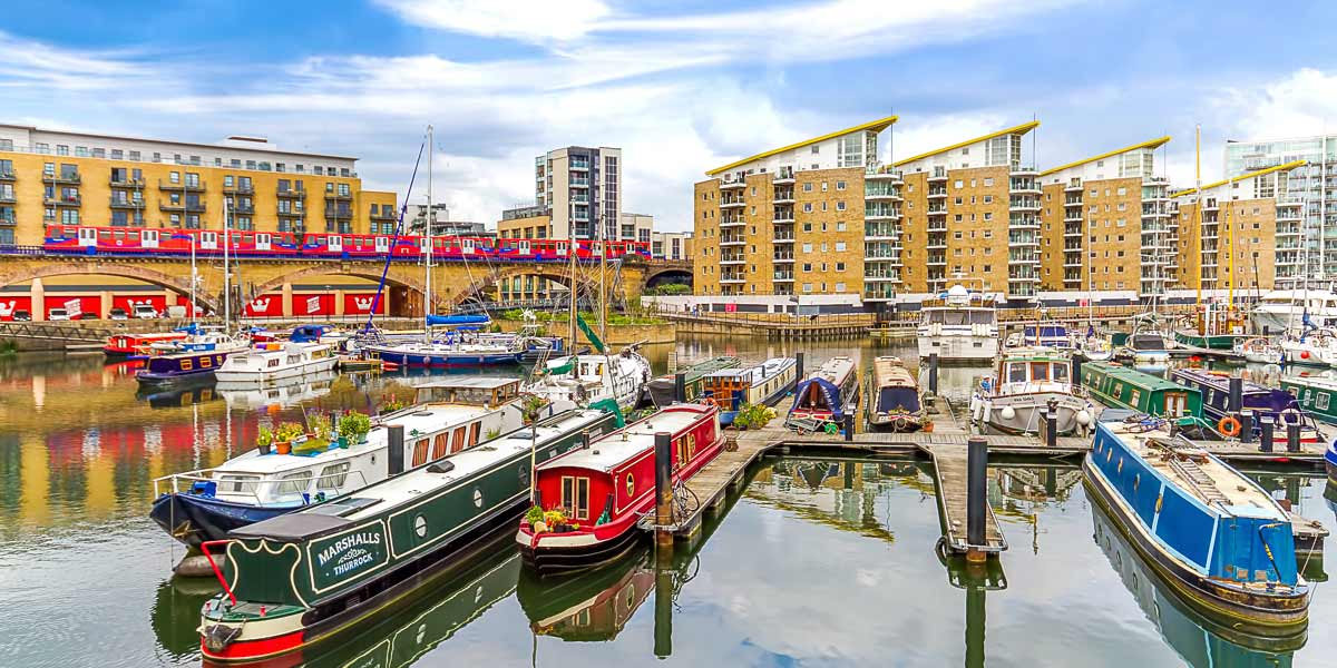 Property Area Guide for Limehouse E14